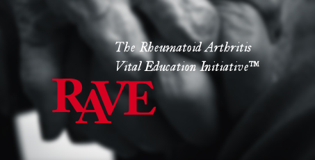 Rheumatoid Arthritis Vital Education (RAVE) Webcasts